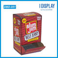 Attractive Customized Corrugated Cardboard Dump Bin Display Stand for Food
