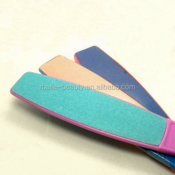 Professional Pedicure Callus Remover sandpaper foot file