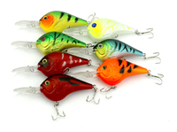 9.5CM 11.2G crank Fishing Bait Artificial Fishing Lures