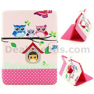 Olws on the Tree PU Flip Leather Case for Galaxy Tab 3 10.1 P5200 P5210