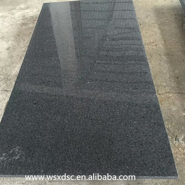 G654 80x80 black Granite Tile 24x24 /granite floor tiles 30x30