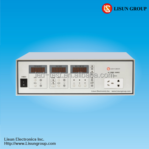 Lisun LSP-500VAR Adjustable 500W Constant Current Power Supply Output Power: 500W/1000W/2000W