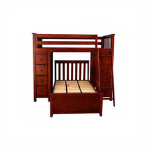 Hot Sale wooden children mini bunk bed of Higih Quality