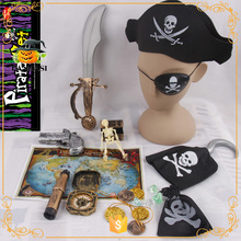 Wholesale children pirate toy play set