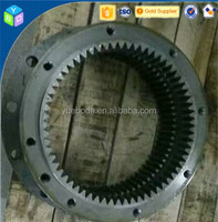 Excavator EX200-5 Swing Gear Ring 1019790 Swing Reduction Parts