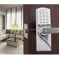 Classic Easy-Installed Digital Electronic Door Lock with Code or Key