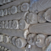 price per yard flannel organic cotton fabric wholesale