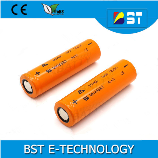 Original MNKE 18650 battery 26650 30A mnke imr 18650 1500mAh battery 3.7v mnke lithium battery