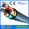 PVC Power Underground Electric types cable wire 4mm 6mm 10mm 16mm 25mm 50mm 70mm Stranded XLPE Electric copper power cable price