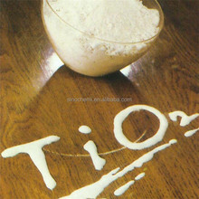 Rutile Titanium Dioxide Chemical Properties of TiO2