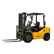 Brand new 4tons four-wheel diesel forklift with Low Price