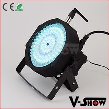 Best selling mini flat wedding led light led par grow stage lights 130pcs rgb 3in1 home decoration led par