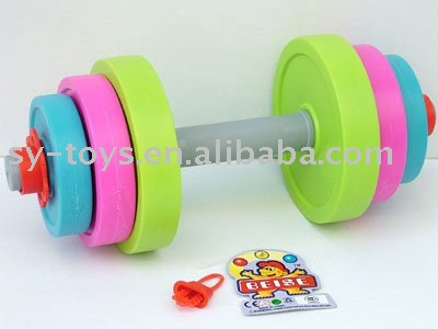 dumbbell toys set