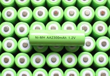 AA 1.2V 2300mah Ni-MH Battery Wholesaler Factory Price 1.2v Ni-mh Aa 2300mah Rechargeable Battery/ 1.2v Nimh Battery
