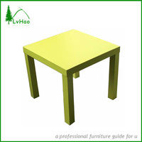 Light green reading dest kids study table