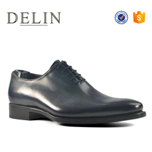 Exquisite workmanship handmade black men formal shoes