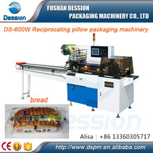 Factory price automatic plastic bag sealing bread packaging machinery