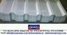 Africa Galvanized (GI) Aluminum Pre Painted Corrugated Roofing Sheet Manufacturer in UAE