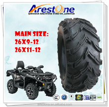 Atv quad tires made in china 26X9-12 26X11-12