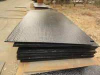 Alloy steel plate price per kg/factory of bimetal chromium carbide steel plate