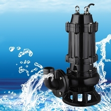 Good Quality Vertical Submersible Water Sewage Pumps