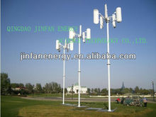 vertical axis small wind generator 300w