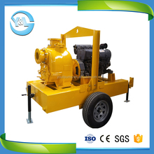 high suction lift sewage waste water centrifugal water pump