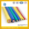 0.6/1KV pvc power cable/pvc insulated copper cable housing wires/pvc single core cable