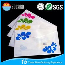 Printing micro-perforated plastic bag for vegetable