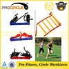 Sports Equipment Quick Flat Rung Adjustable Speed Agility Ladder