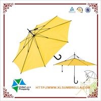 Creative Self Standing for Car In Rain Protection Windproof Waterproof Inverted umbrella
