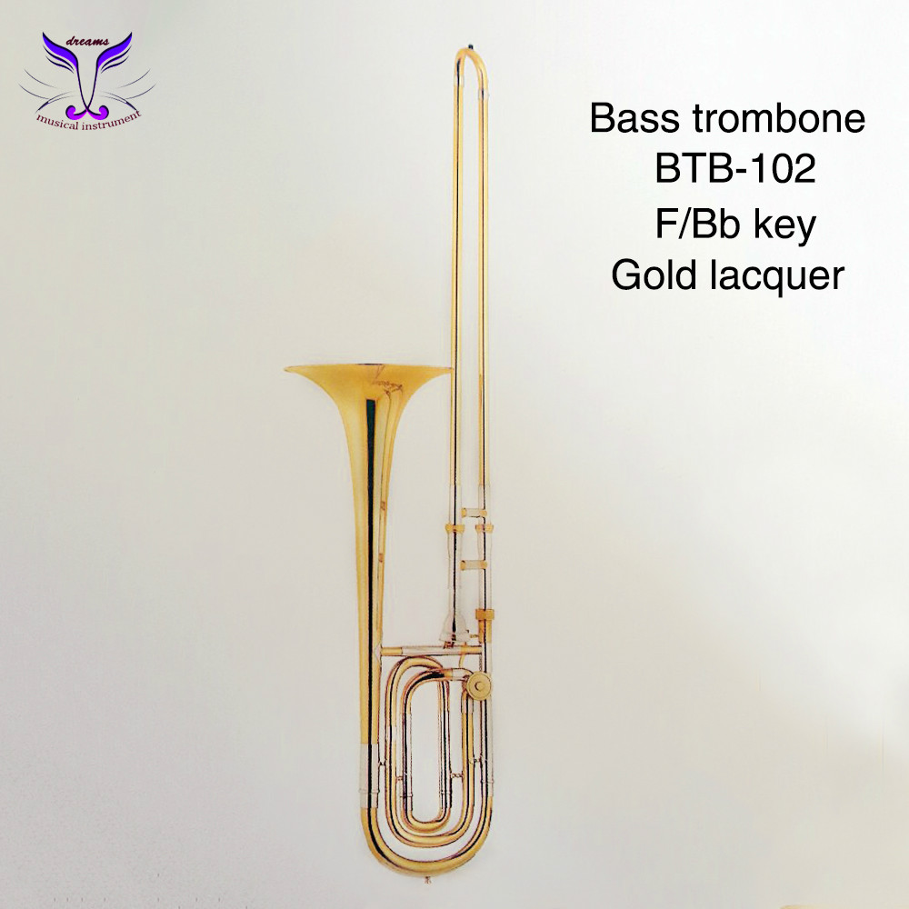 Electronic bugle cimbasso triple french horn