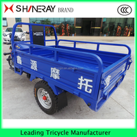 150cc 200cc Heavy load power Cargo motorcycle tricycle strong cargo tricycle