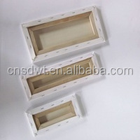mini canvas painting -Mini stretched canvas