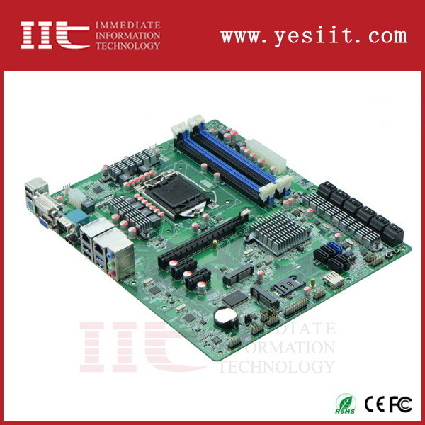 Top quality classical used desktop motherboards
