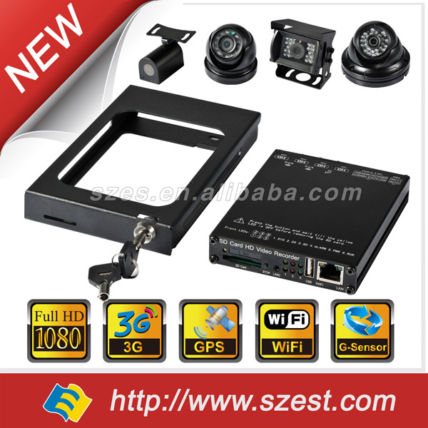 User Manual for 1080P SD Card mini Mobile DVR with 3G+WIFI+GPS