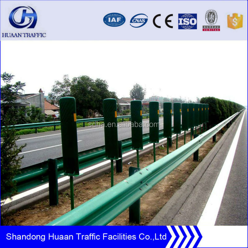 road safety green fiberglass highway anti dazzling board