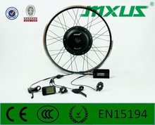 48V 1000W Motor Electric Front Wheel Hub Motor/Disc Brake Bicycle Conversion Ebike Coversion Kit