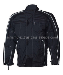 Motorcycle Jacket/Waterproof Cordura Reflective