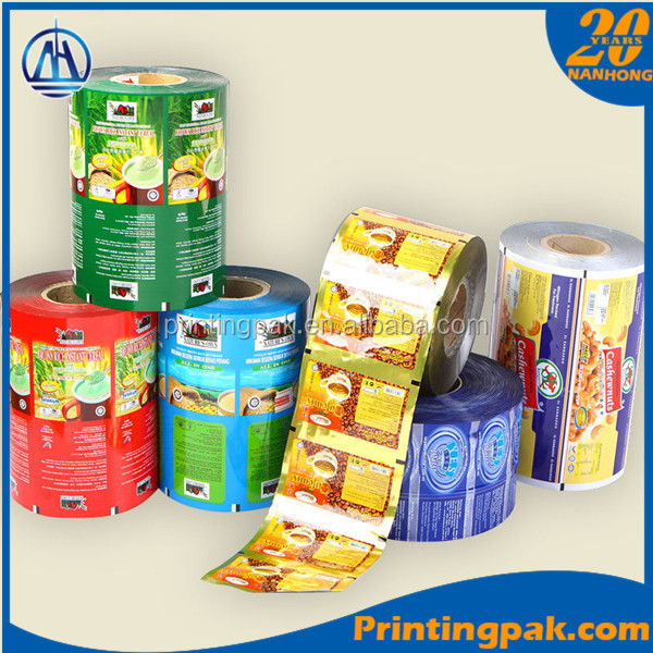 dry laminated pouch film / 3d laminating film