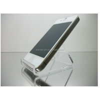Clear Acrylic Cell Phone Stands, Clear Acrylic Mobile Phone Display Stands