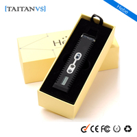 New Inventions Rubber Penis Adjustable Temperature USB Rechargable Atomizers for Electronic Cigarette