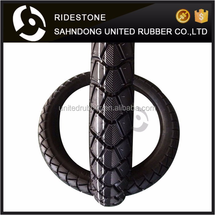 China Tire Fast Delivery 2.50-18 Front Duai Motorcycle Tire