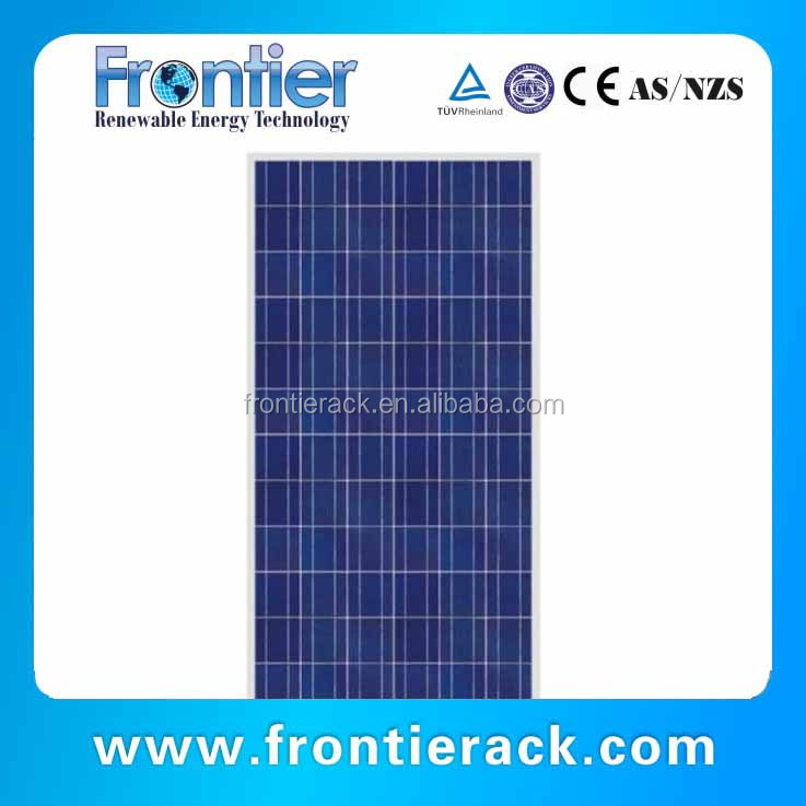 Latest technology 255W solar panel polycrystalline
