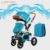 Wholesale cheap 2020 high landscape aluminum frame baby pink luxury stroller 3 in 1 with car seat and mother bag