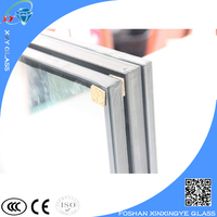 Architecture Material Reflective Insulated Glass Construction