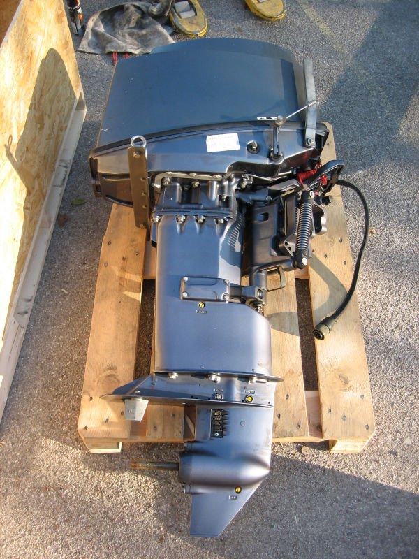 дизель лодочный мотор
