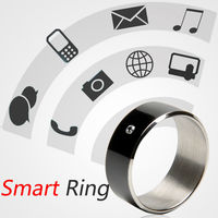 Wholesale Smart Ring Jewelry Hot New Accessories Fashion Mens and Womens Antique Zinc Alloy Rings