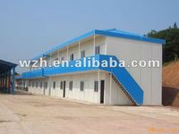 House prefabricated/ Two or three storey prefab houses
