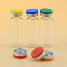 Printed recycling pharmaceutical vials medical glass vial test tube vials
